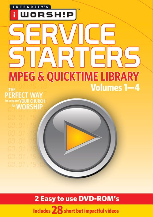 Iworship service starters 1-4