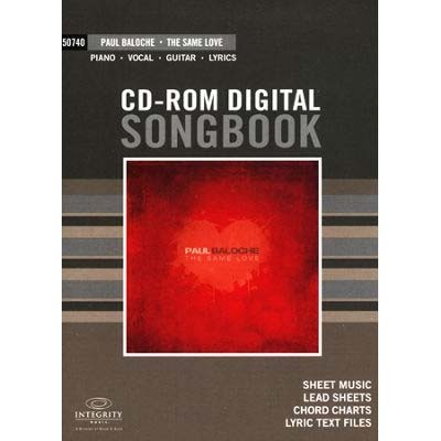 Same love digital songbook, the