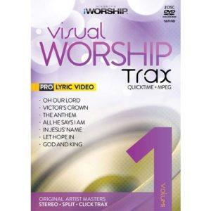 Visual worship trax vol 1