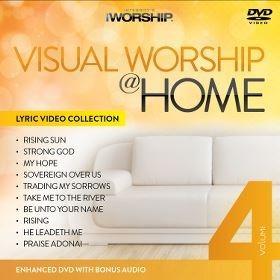 Visual worship @home vol 4