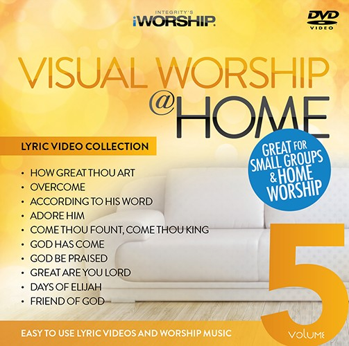 Visual worship @home vol 5