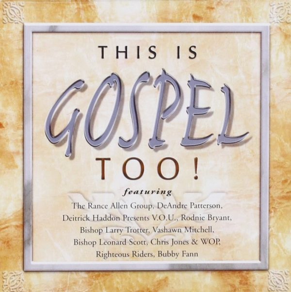 This is gospel too!
