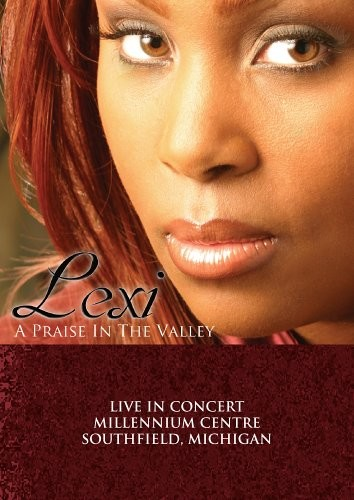 Praise in the valley, a dvd
