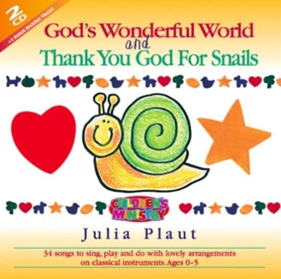 Gods wonderful world and thank you