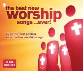 Best new worship songs...ever!
