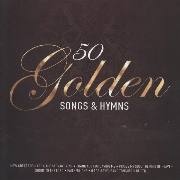 50 golden songs & hymns