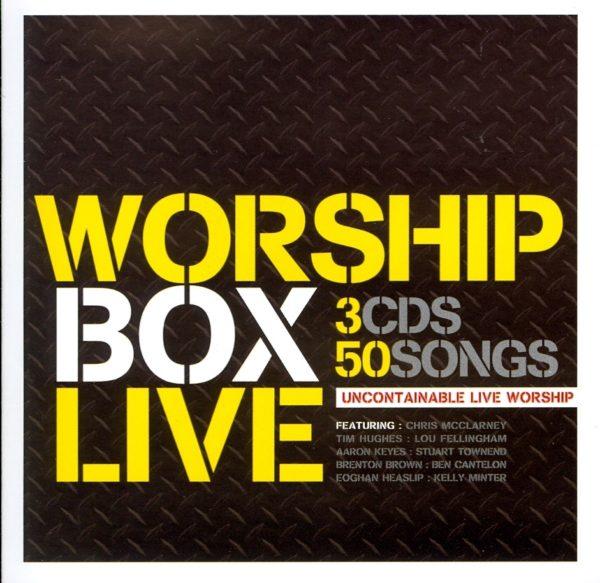 Worship box live