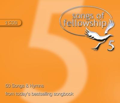 Songs of fellowship 5 box set