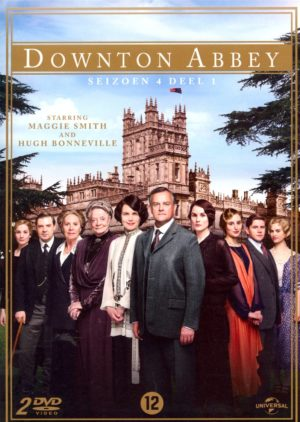 Downton Abbey Seizoen 4, deel 1