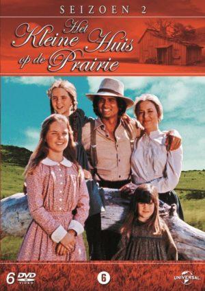 Kleine Huis Op De Prairie, Seizoen 2