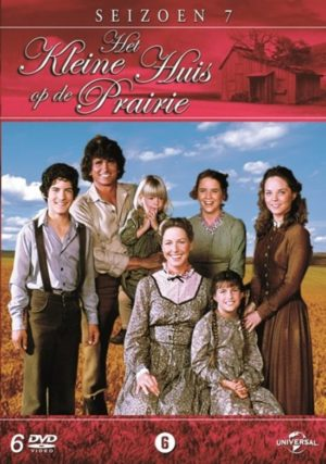 Kleine Huis Op De Prairie, Seizoen 7