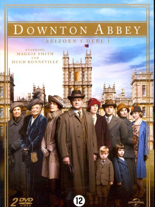 Downton Abbey Seizoen 5, deel 1