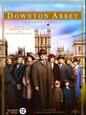 Downton Abbey Seizoen 5, deel 2 (incl. kerstspecial)