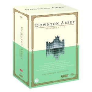 Downton Abbey Seizoen 1 t/m 5