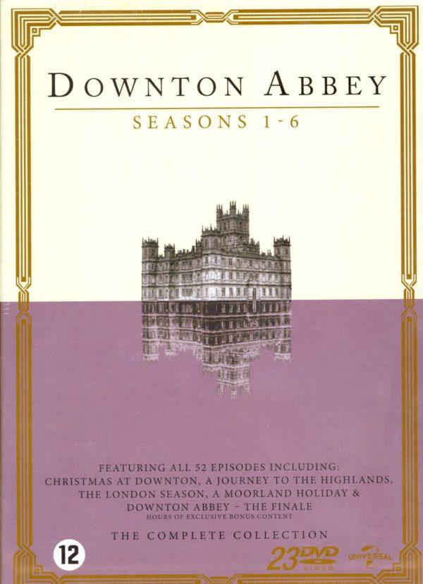 Downton Abbey Seizoen 1 t/m 6