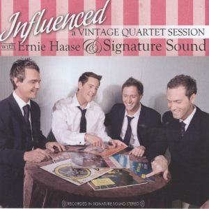 Influenced, a vintage quartet sessi