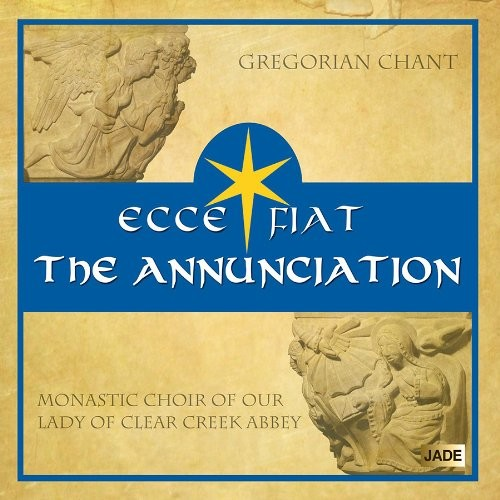 Ecce fiat - the annunciation