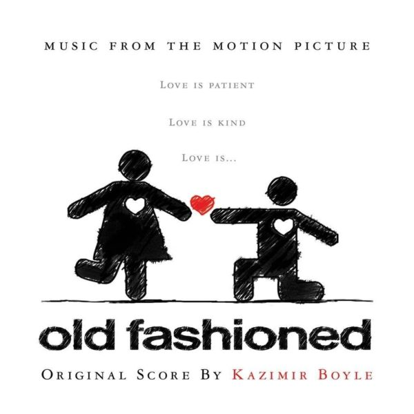 Old fashioned: music f/t motion pic