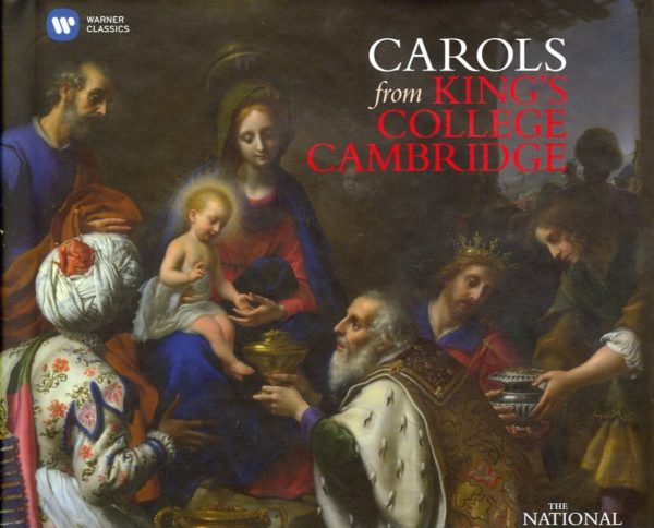 Carols from king's college cambridg