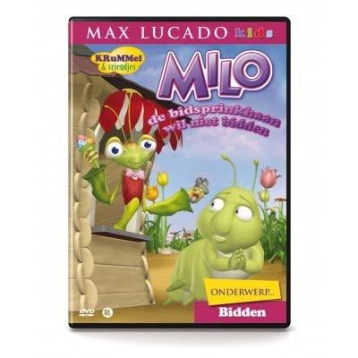 Krummel (Max Lucado) - Milo de Bidsprinkhaan
