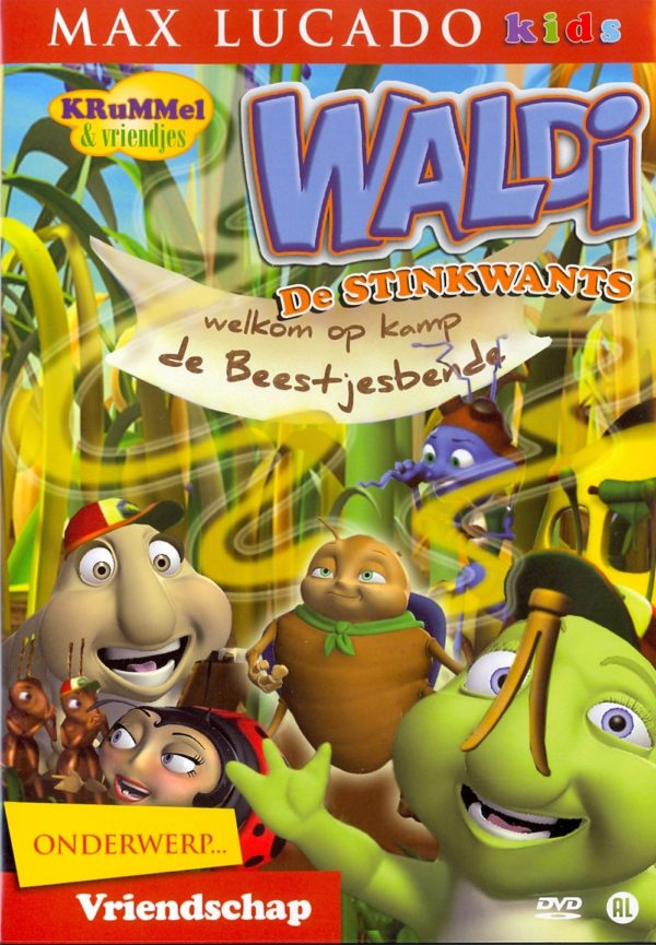 Krummel (Max Lucado) - Waldy de Stinkwants
