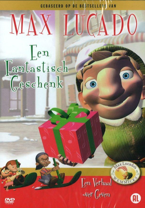 Nerflanders (Max Lucado) - Een fantastisch geschenk