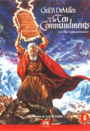 Ten Commandments, The (speelfilm)