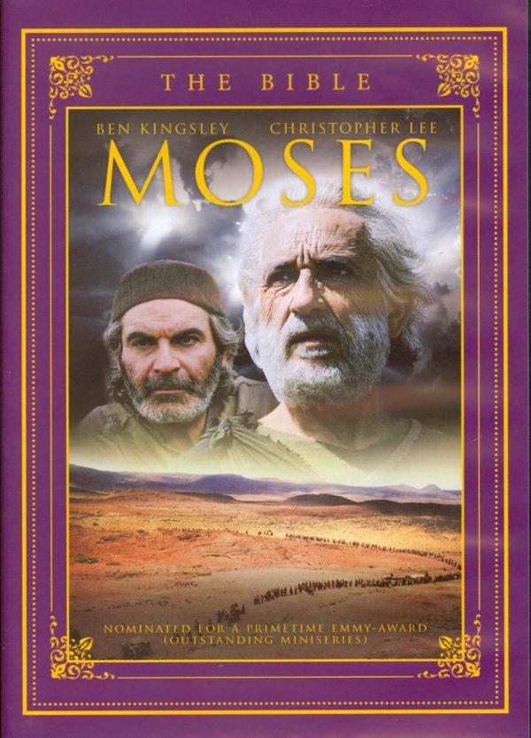 De Bijbel 05: Mozes