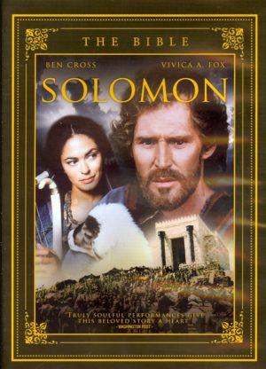 De Bijbel 08: Salomo