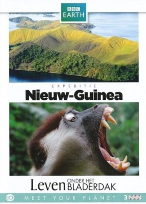 Expeditie Nieuw Guinea (EO-BBC Earth DVD)
