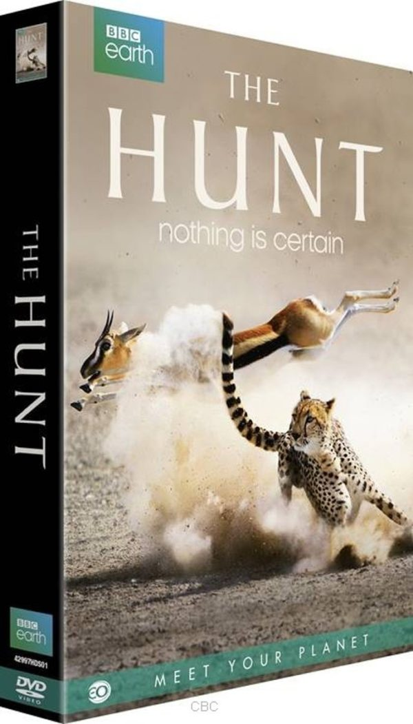 The Hunt (EO-BBC Earth DVD)