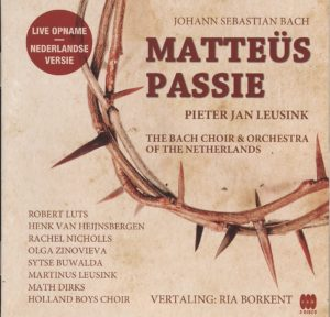 Matteüs Passie