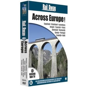 Rail Away - Across Europe 1