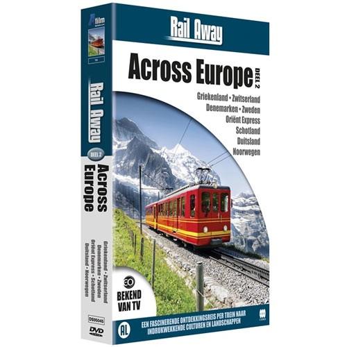 Rail Away - Across Europe 2