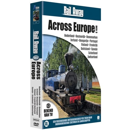 Rail Away : across Europe 3