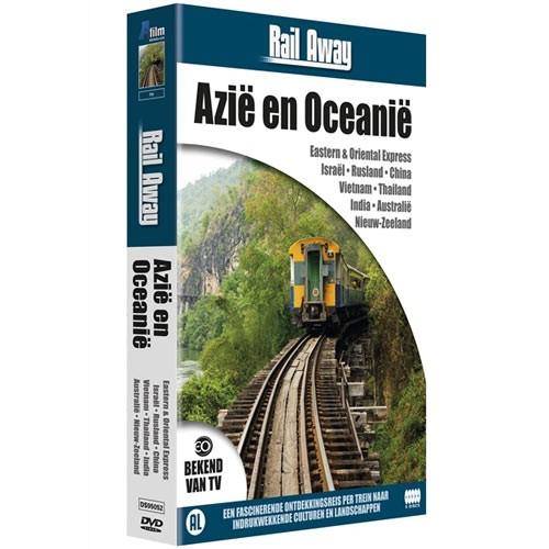 Rail Away : Continenten box 1 (Azié en Oceanié)