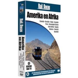 Rail Away - Continenten Box 2 (Amerika en Afrika)