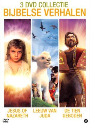 Bijbelse Verhalen (Jezus / Leeuw v Juda / Tien Geboden)