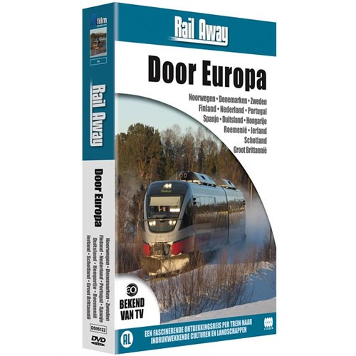 Rail Away : door Europa