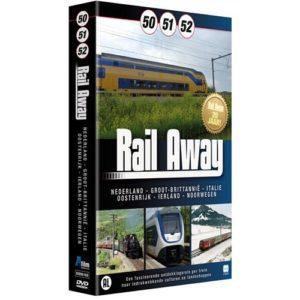 Rail Away Box (50 /51/ 52)