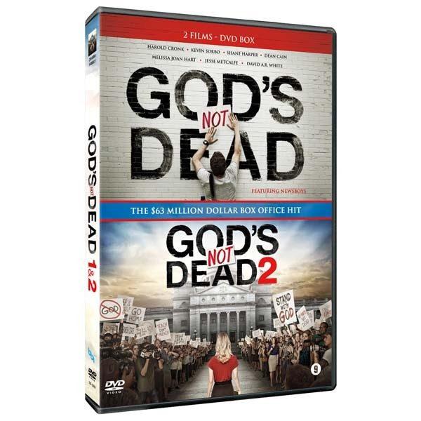 God's Not Dead 1&2 box