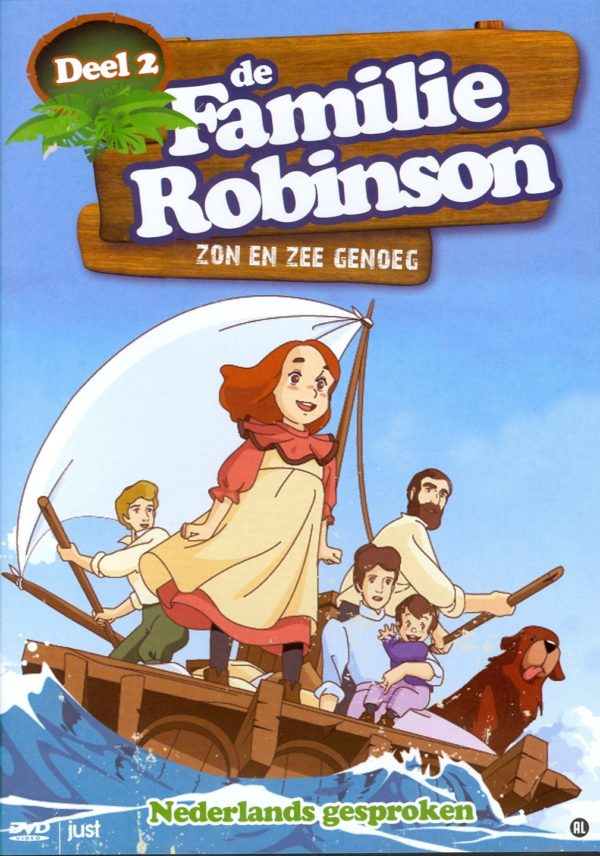 Familie Robinson deel 02