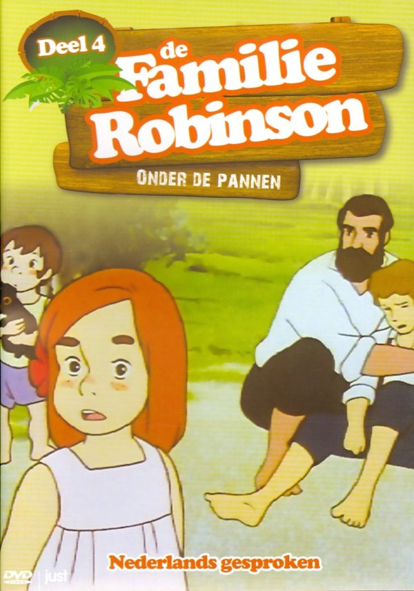 Familie Robinson deel 04