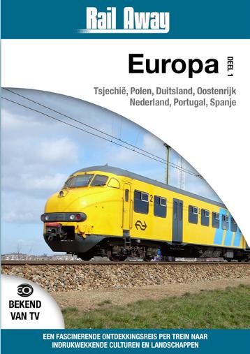 Rail Away Europa Deel 1