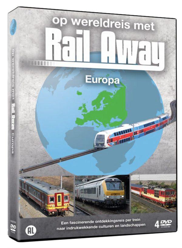 Rail Away - Europa