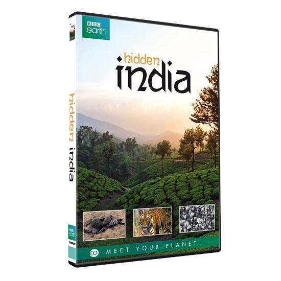 Hidden India (BBC Earth DVD)