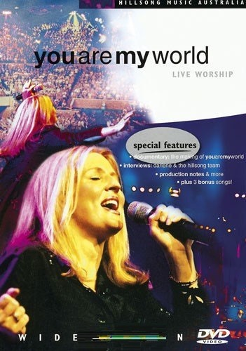 You Are My World Dvd Neema