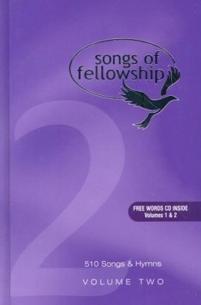 Songs of fellowship 2 words large p