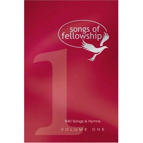 Songs of fellowship 1 music edition