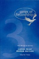 Songs of fellowship 3 words large p